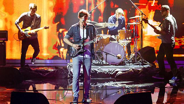 Jetzt studiert Joe Traxler Gitarre und Gesang und schreibt als seine eigenen Songs. (Bild: ORF/Milenko Badzic)