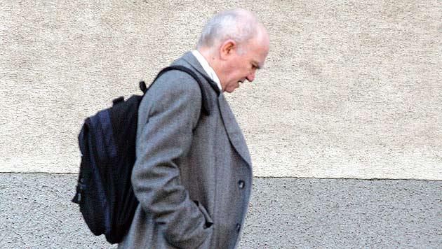Gabor P. nach seiner Freilassung im Jahr 2008 (Bild: Andreas Schiel)