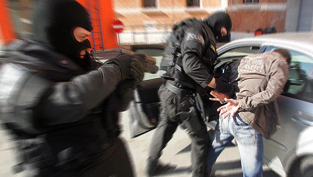 Drogenring im Bgld zerschlagen: Elf Täter in Haft (Bild: ANDI SCHIEL (Symbolbild))