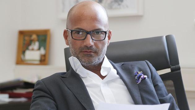 Rechtsanwalt Nikolaus Rast (Bild: Zwefo)