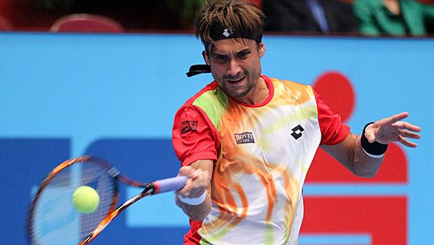 Traumfinale fix! Ferrer folgt Murray ins Endspiel (Bild: AP)