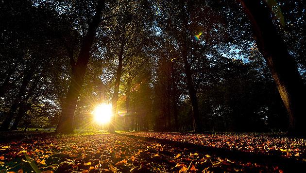 Wetter beruhigt sich: Der Herbst kehrt zurück (Bild: APA/dpa)