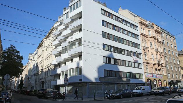 Neues Drogenzentrum in Wien-Alsergrund (Bild: Peter Tomschi)