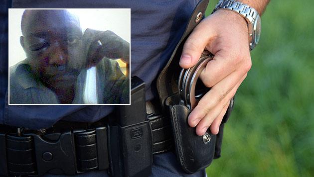 Wirbel um Polizei-Einsatz in Wohnung von Bakary J. (Bild: APA/BARBARA GINDL, APA/Privat)