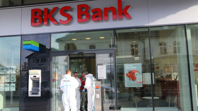 23-Jähriger nach brutalem Banküberfall gefasst (Bild: Uta Rojsek-Wiedergut)