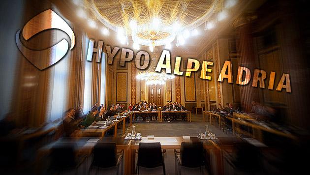 Hypo-U-Ausschuss kommt fix (Bild: APA/GEORG HOCHMUTH)