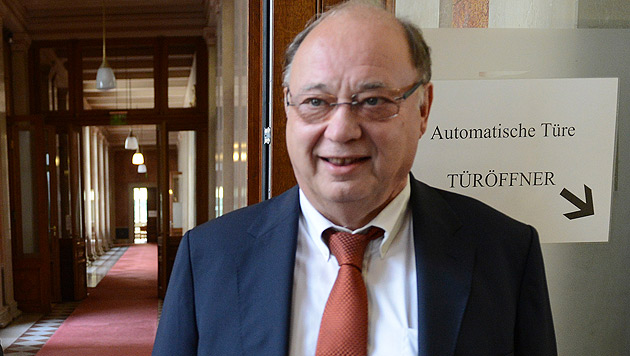 ... der U-Ausschuss-erprobte SPÖ-Mandatar Otto Pendl. (Bild: APA/HELMUT FOHRINGER)