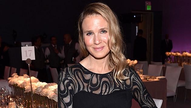 Renée Zellweger ist mittlerweile fast nicht mehr wiederzuerkennen. (Bild: John Shearer/Invision/AP)