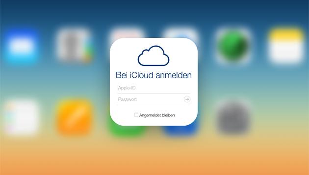 Apple veröffentlicht Sicherheitshinweis für iCloud (Bild: icloud.com)