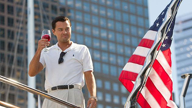 """Im Film """"The Wolf of Wall Street"""" wurden rekordverdächtige 687 Schimpfwörter gezählt. (Bild: AP)"""