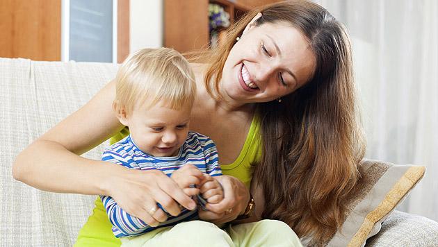 Fliegen mit Kindern – worauf Sie achten sollten (Bild: thinkstockphotos.de)