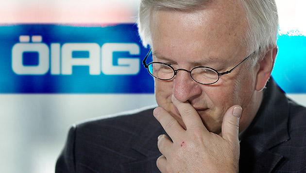 Nächste ÖIAG-Rochade: Chef Kemler geht vorzeitig (Bild: APA/GEORG HOCHMUTH, oiag.at)