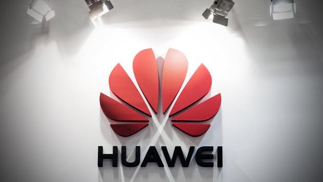 Projekt mit Huawei aus Angst vor Spionage abgesagt (Bild: dpa/Robert Schlesinger)