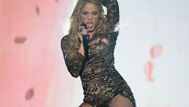"""Sängerin Shakira hat die meisten """"Friends"""" auf Facebook. (Bild: AFP)"""