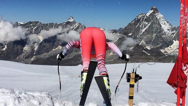Skistar Julia Mancuso: So heiß war ihr Sommer! (Bild: instagram.com/juliamancuso)
