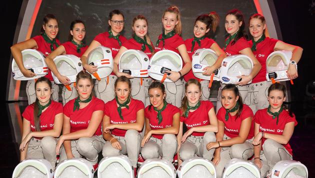 Der steirische Missy Dance Club wurde von Petra Frey und Peter Rapp weitergeschickt. (Bild: Milenko Badzic)