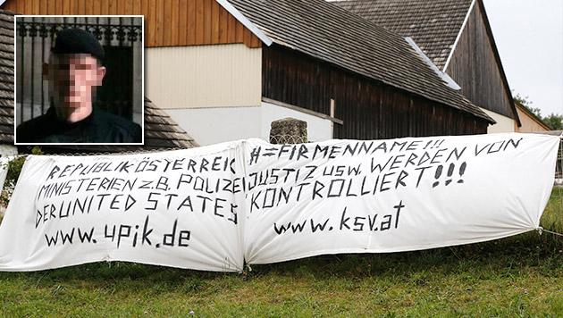 Hollenbach: Sektenführer will Asyl in Österreich (Bild: Zwefo)
