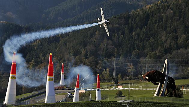 Arch verpasst als 4. in Spielberg Air-Race-Titel (Bild: APA/ERWIN SCHERIAU)
