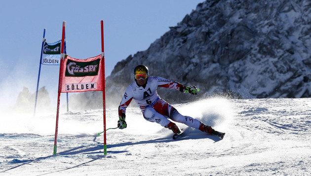 Marcel Hirscher triumphiert zum Auftakt in Sölden! (Bild: AP)