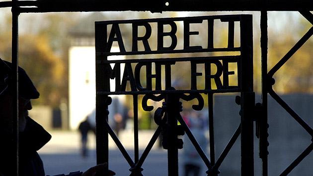 Die KZ-Gedenkstätte Dachau (Bild: APA/dpa/Frank Leonhardt)
