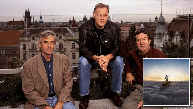Pink Floyd und ihr ambitioniertes Alterswerk (Bild: Warner Music)