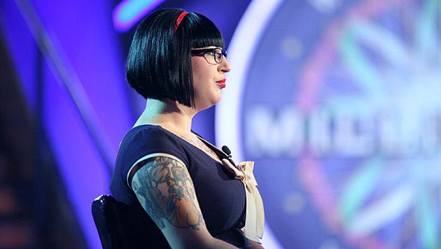 Kandidatin Sabine Altenscheidt (Bild: RTL/Frank Hempel)