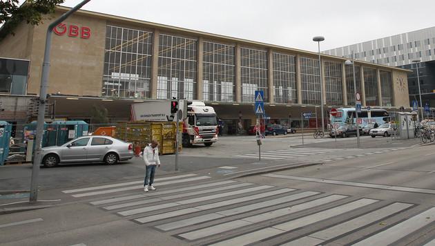 Westbahnhof oder Westbahnstrecke hätten zum Terror-Ziel werden können. (Bild: Peter Tomschi)