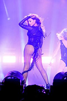 Das Hinterteil von Beyonce kann sich aber auch wirklich sehen lassen. (Bild: Invision for Parkwood Entertainment)