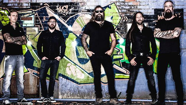 """In Flames: """"Stillstand ist Rückschritt"""" (Bild: Sony Music)"""