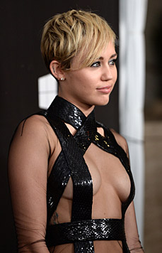 Miley Cyrus (Bild: AFP)