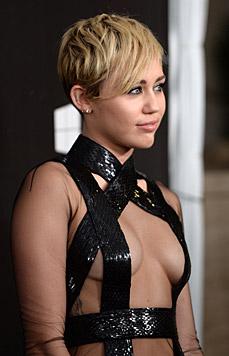Miley Cyrus (Bild: AFP)