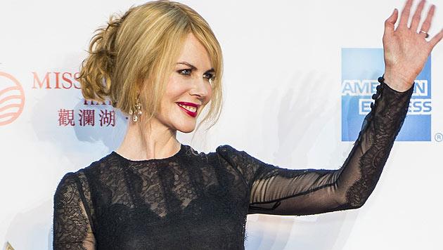 """Nicole Kidman war unter anderem mit den Filmen """"Moulin Rouge"""" und """"Australia"""" erfolgreich. (Bild: AFP)"""
