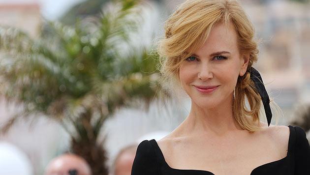 Mit ihrem Ex-Mann Tom Cruise hat Kidman die Adoptivkinder Isabella und Connor. (Bild: AFP)