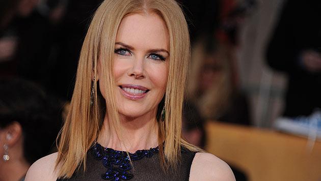 Nicole Kidman hat zwei leibliche Kinder mit Keith Urban: Sunday Rose und Faith Margaret. (Bild: EPA)