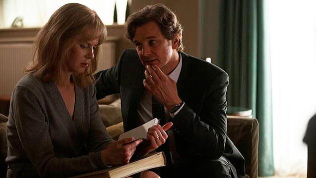 """Nicole Kidman mit Co-Star Colin Firth in """"Ich.Darf.Nicht.Schlafen"""" (Bild: AP)"""