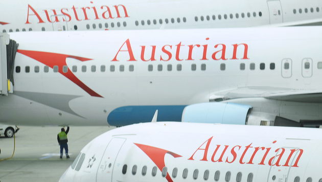 Randalierer zwingt AUA-Jet zu Landung in Kanada (Bild: APA/Robert Jäger)