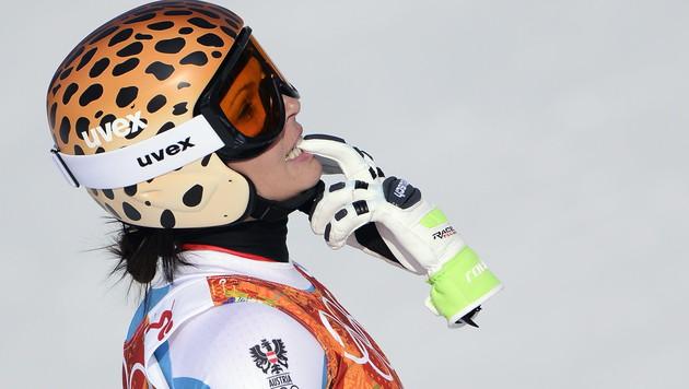 Anna Fenninger - unsere Sportlerin des Jahres (Bild: APA/EPA/Hans Klaus Techt)