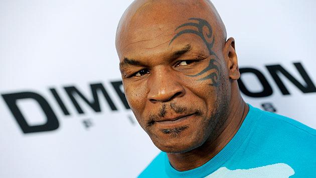 Mike Tyson (Bild: AP)