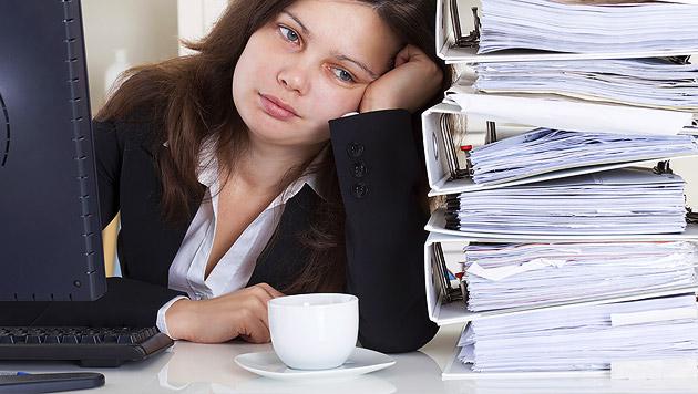 tipps gegen stress und berlastung im job st ndig unter strom wirtschaft. Black Bedroom Furniture Sets. Home Design Ideas
