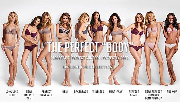 """Diese Kampagne von Victoria""""s Secret löste Protest aus. (Bild: Victoria""""s Secret)"""