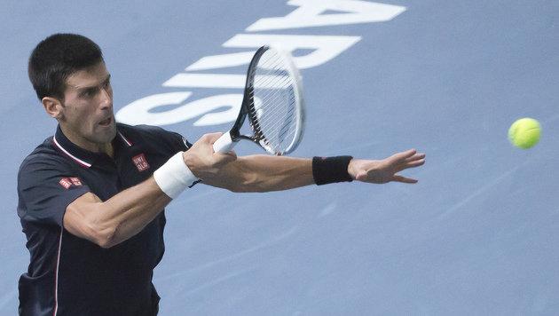 Novak Djokovic holt ersten Turniersieg als Papa (Bild: AP)