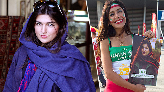 Ein Jahr Haft für Iranerin wegen Volleyballspiels (Bild: AP, APA/EPA/GRZEGORZ MICHALOWSKI)