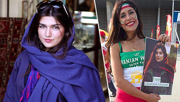 Iran-Justiz: Britin nicht wegen Volleyball in Haft (Bild: AP, APA/EPA/GRZEGORZ MICHALOWSKI)