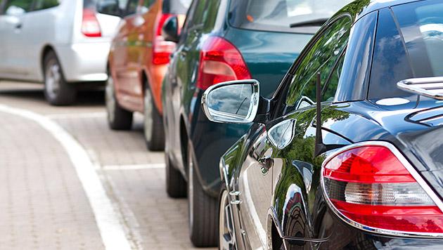 Streit um Parkplatz endet mit Verletztem (Bild: thinkstockphotos.de (Symbolbild))