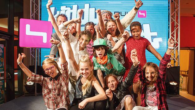 """Der """"Kiddy Contest"""" ist ganz erwachsen (Bild: Florian Wieser)"""