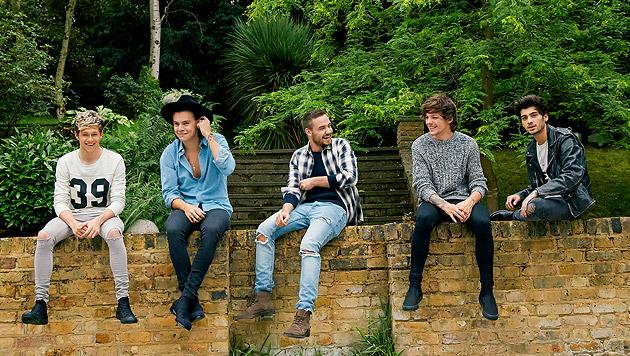 Zayn Malik verlässt Boyband One Direction (Bild: Sony Music)
