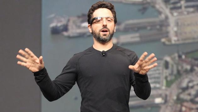 Google-Mitgründer Sergey Brin (Bild: CHRISTOPH DERNBACH/EPA/picturedesk.com)
