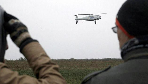 Angriff auf österreichische Drohnen in Ostukraine (Bild: APA/HERWIG G. HÖLLER)