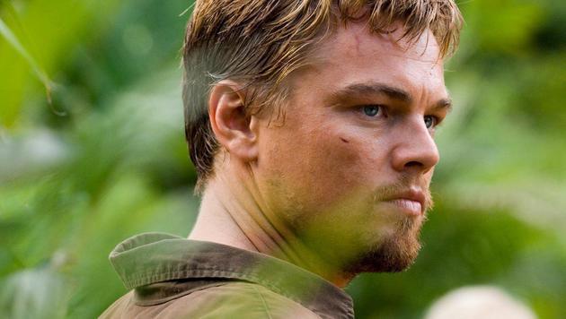 "Leonardo DiCaprio in einer Szene im Film ""Blood Diamond"" (Bild: AP)"