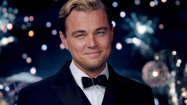 "Leonardo DiCaprio in ""The Great Gatsby"" (Bild: AP)"